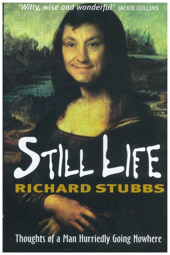 Book cover of Richard Stubb's Still Life