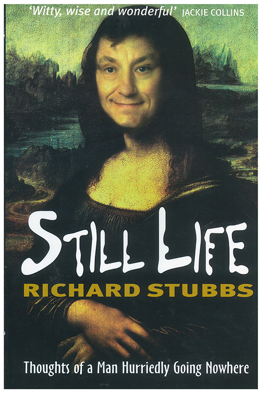 Cover of Richard Stubbs' first published book